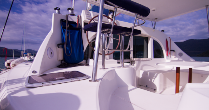 Hire Catamaran with or without skipper Lagoon Ko Chang