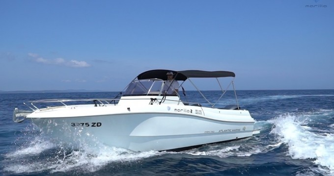 Rental yacht Zadar - Atlantic ATLANTIC 750 on SamBoat