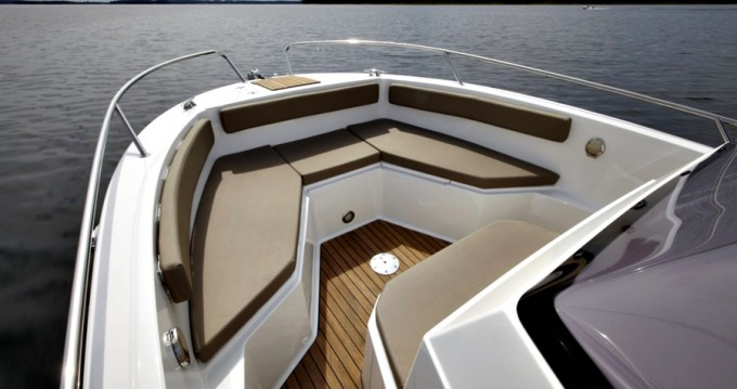 Hire Motorboat with or without skipper Atlantic Zadar