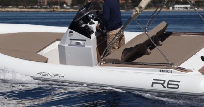 Rental yacht Cavalaire-sur-Mer - Renier Renier R6 on SamBoat