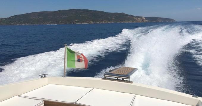 Hire Motorboat with or without skipper Tornado Castiglione della Pescaia