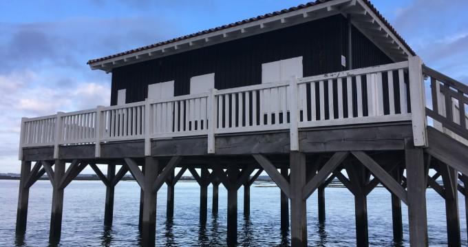 Rental Motorboat in Arcachon - sea star conero