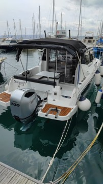 Boat rental Crikvenica cheap Merry Fisher 795