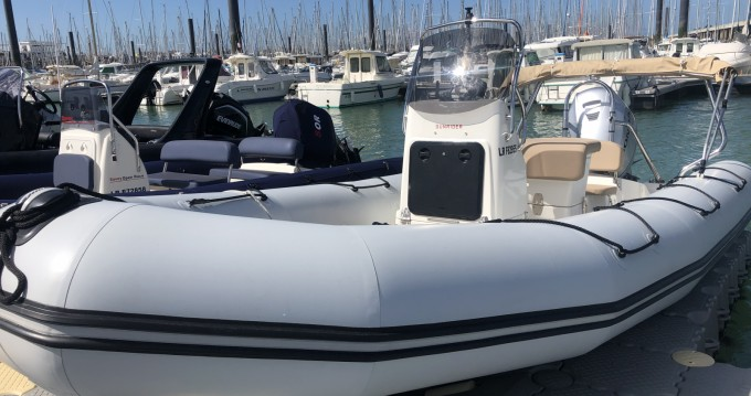 Hire RIB with or without skipper Bombard La Rochelle