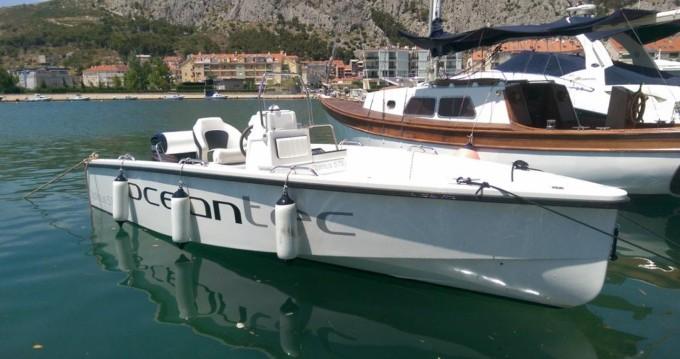 Rental yacht Crikvenica - OCEANTEC OPTIMUS 575 on SamBoat