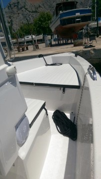 Motorboat for rent Crikvenica at the best price