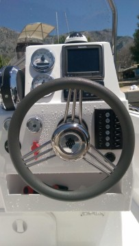 Hire Motorboat with or without skipper OCEANTEC Crikvenica