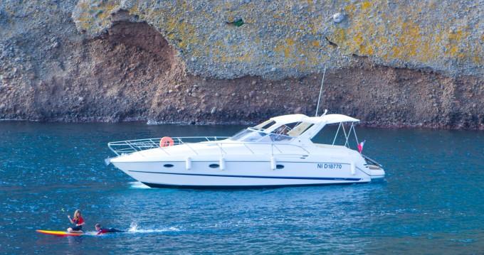 Rental Motorboat in Baie de la Ciotat - Cranchi Smeraldo 37