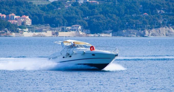 Motorboat for rent Baie de la Ciotat at the best price