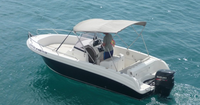 Rent a Pacific Craft Pacific Craft 670 Open Ibiza Island