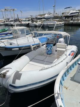 Boat rental La Ciotat cheap Selva D570