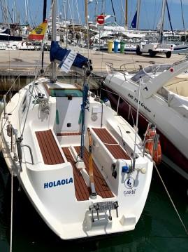 Boat rental Port Ginesta cheap Astraea 260 Cruising
