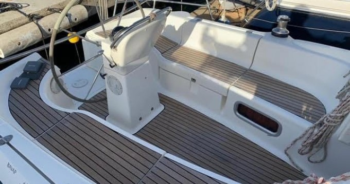 Rental Sailboat in Port Ginesta - Bavaria Bavaria 36