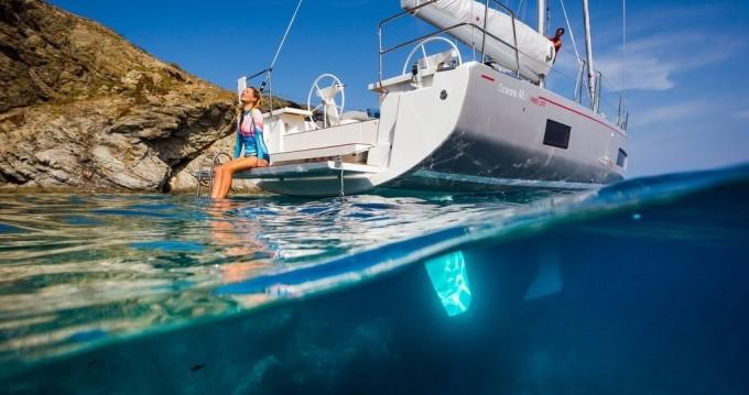 Boat rental Volos cheap Oceanis 46.1