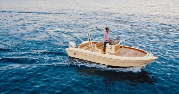 Rental Motorboat in Porto Turistico Internazionale Di Rapallo - Megamar Sandy 640