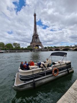 Boat rental SUNCHASER TRAVERSE 750 in Paris on Samboat