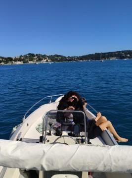 Hire Motorboat with or without skipper esterel Saint-Laurent-du-Var