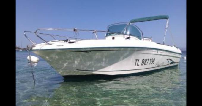Boat rental Bormes-les-Mimosas cheap Cap Camarat 625