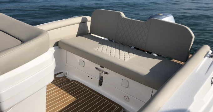Boat rental Salpa Salpa Soleil 20 in Cap Ferret on Samboat