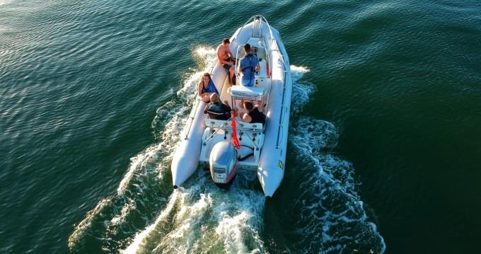Rental yacht La Forêt-Fouesnant - Zodiac Pro Open on SamBoat