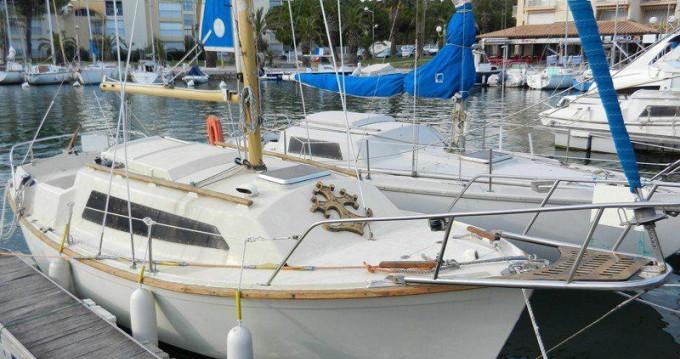 Rental Motorboat in Ajaccio - Bénéteau Baroudeur MK II