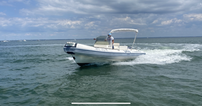 Hire RIB with or without skipper Joker Boat Lège-Cap-Ferret
