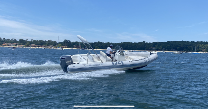 Rent a Joker Boat Clubman 26 Lège-Cap-Ferret
