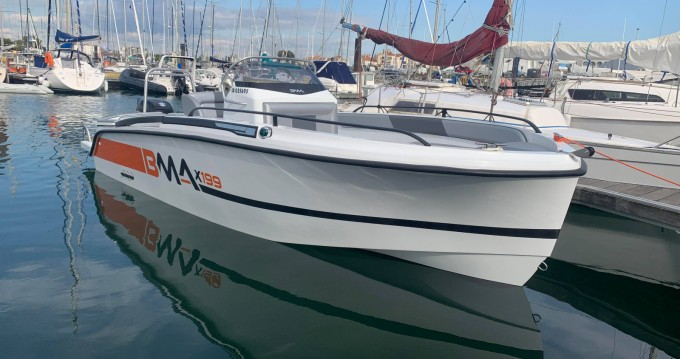 Rental Motorboat in La Rochelle - BMA BMA X199