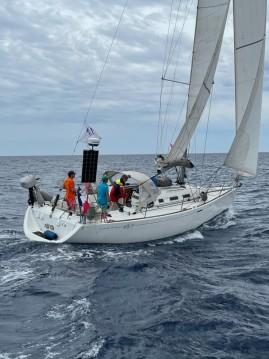 Rental Sailboat in Toulon - Bénéteau First 40.7