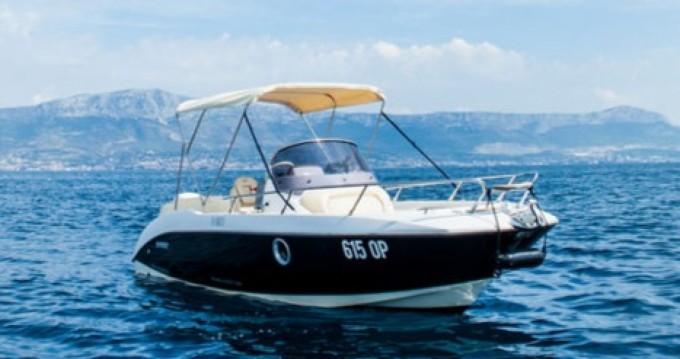 Motorboat for rent Trogirski Zaliv at the best price