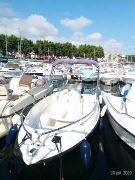 Hire Motorboat with or without skipper Sunbird Marseille