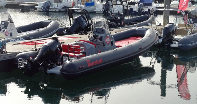 Hire Motorboat with or without skipper Marshall La Trinité-sur-Mer