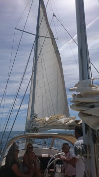 Sailboat for rent Albufeira at the best price