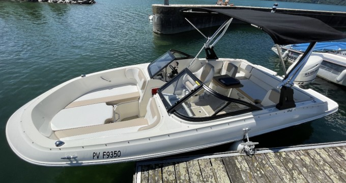 Hire Motorboat with or without skipper Bayliner Aix-les-Bains
