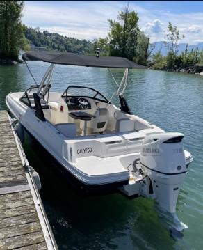 Rental yacht Aix-les-Bains - Bayliner VR4OE on SamBoat