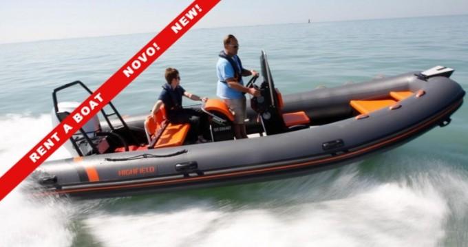 Rental yacht Omišalj -  Highfield Deluxe 500 on SamBoat