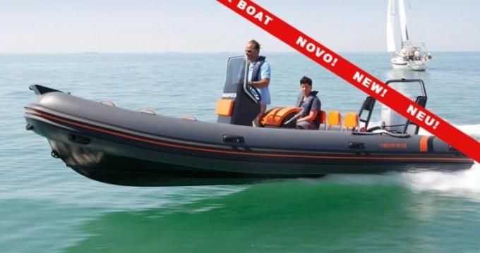 Motorboat for rent Omišalj at the best price