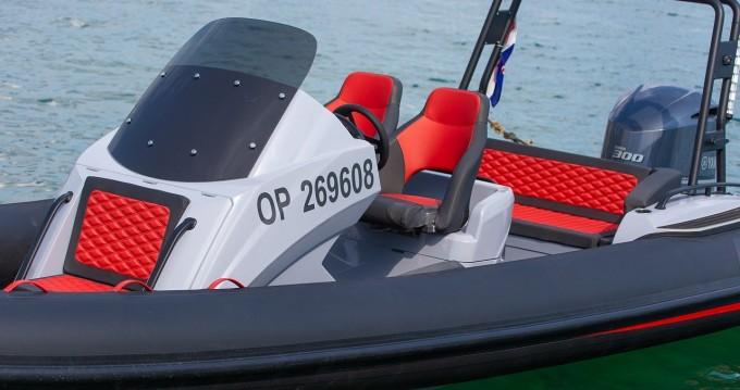 Rental yacht Omišalj -  Highfield Sport 760 on SamBoat