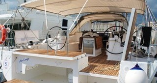 Rent a Dufour Dufour 560 Grand Large Porto di Balestrate