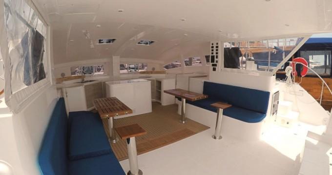 Island Spirit - 410 between personal and professional Phuket Yacht Haven Marina