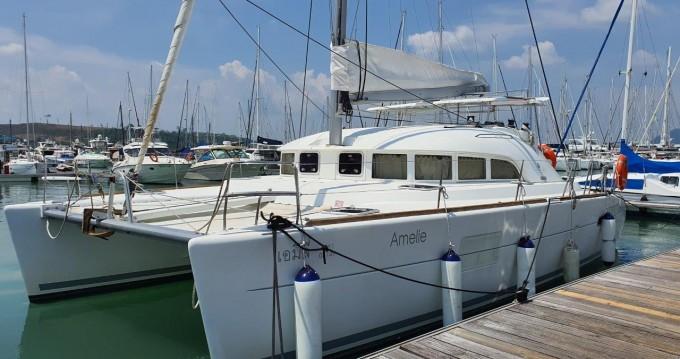 Rental Catamaran in Phuket Yacht Haven Marina - Lagoon Lagoon 380
