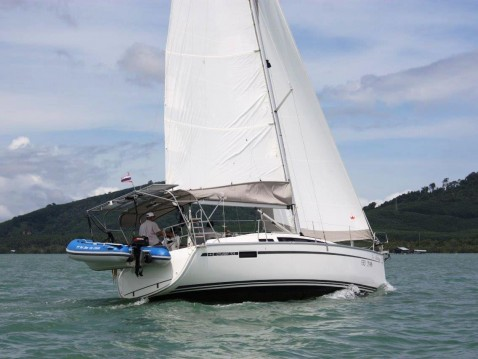 Hire Sailboat with or without skipper Bavaria Phuket Yacht Haven Marina