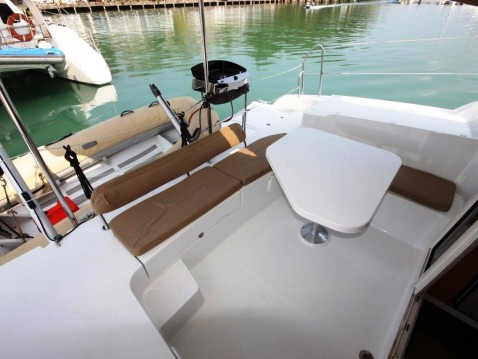 Fountaine Pajot Mahe 36 between personal and professional Phuket Yacht Haven Marina