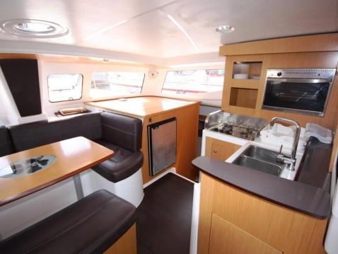 Boat rental Phuket Yacht Haven Marina cheap Mahe 36