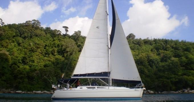 Rental Sailboat in Phuket Yacht Haven Marina - Jeanneau Sun Odyssey 40