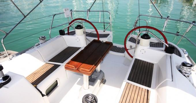 Boat rental Phuket Yacht Haven Marina cheap Sun Odyssey 40