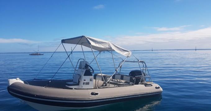 Rental RIB in Mooréa Island - Falcon Falcon 520