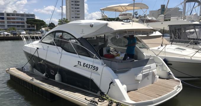 Rental Motorboat in Hyères - Bénéteau Flyer Gran Turismo 38