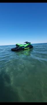 Boat rental Sea-Doo Gtx 4-tech  in Frontignan on Samboat