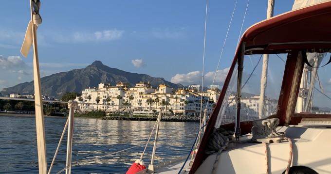 Sailboat for rent Puerto José Banús at the best price